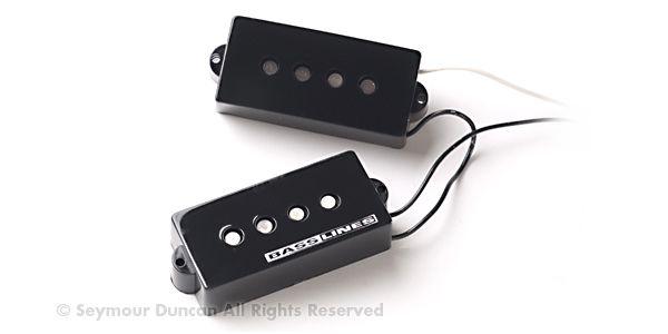 Hot for P-Bass® SPB-2 - Seymour Duncan Passive | Bass Guitar Mods ...