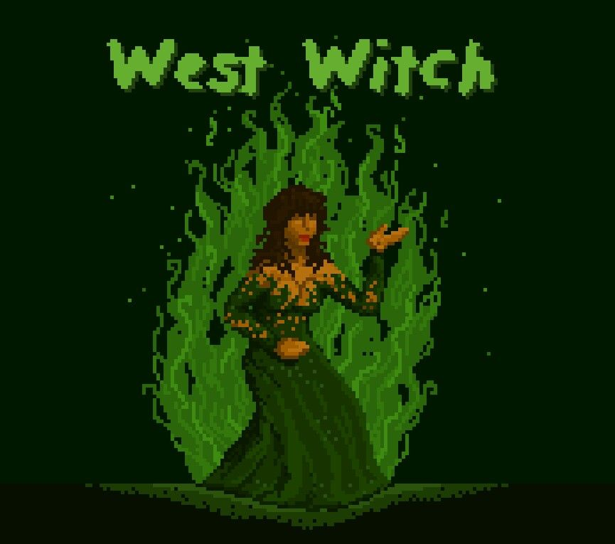 West witch Emerald City