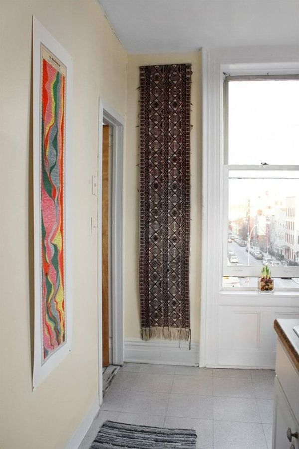 textile-wall-hanging-ideas   Textile Wall Hangings   Bedroom corner ...