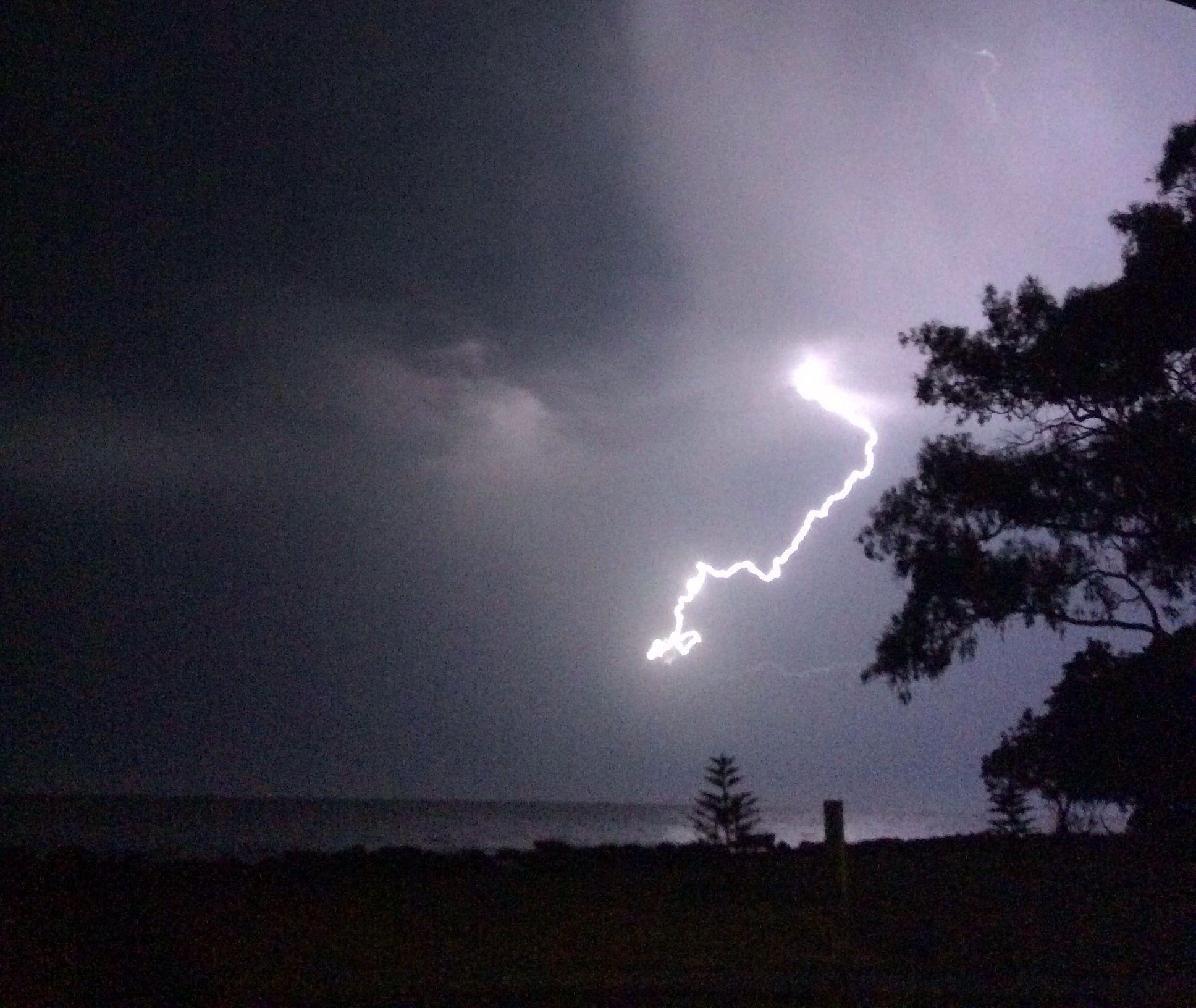 Brisbane storm :)