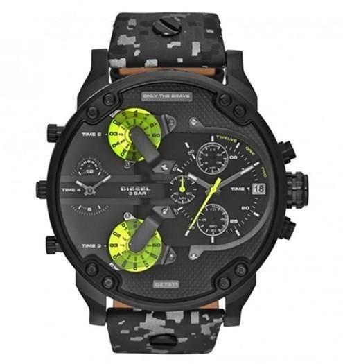 327b6e4b13c7 Camo Watch Diesel
