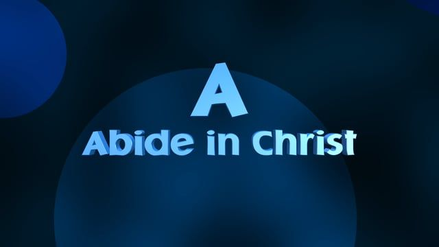 Discipleship Truth: Abiding in Christ is simply remaining in constant communion with Jesus. That is very basic, but it can also be quite challenging. Apart from Him, all human efforts to be godly are useless and ineffective (John 15:5- 6). Believers who abide in Christ also bear fruit—the proof of discipleship (15:8). As Christians allow Jesus to direct their lives, He provides daily energy and endurance. The Lord is the only One who can purify, sustain, empower, and guide people to…