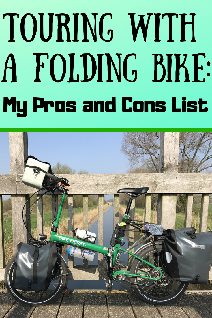 The Best Folding Bike For Touring My Pros And Cons List Touring