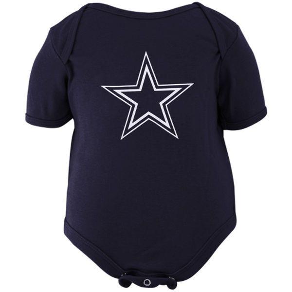 c404a78fa92 Infant Dallas Cowboys Navy Logo Premier Bodysuit, $14.99 | Dallas ...