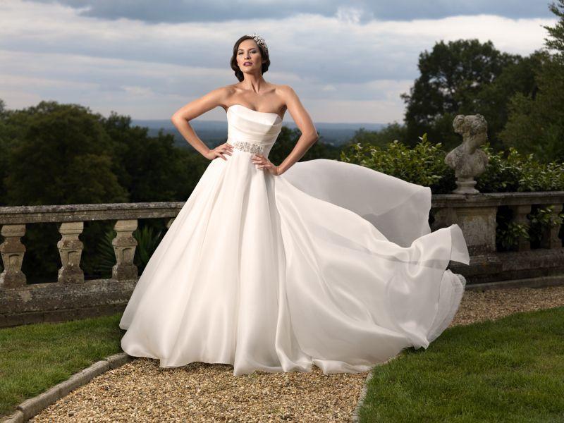 Suzanne Neville Designer Wedding DressesWedding