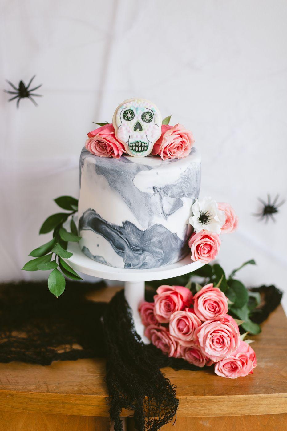 Bild Halloween inspirationen Kuchen mit Recipes