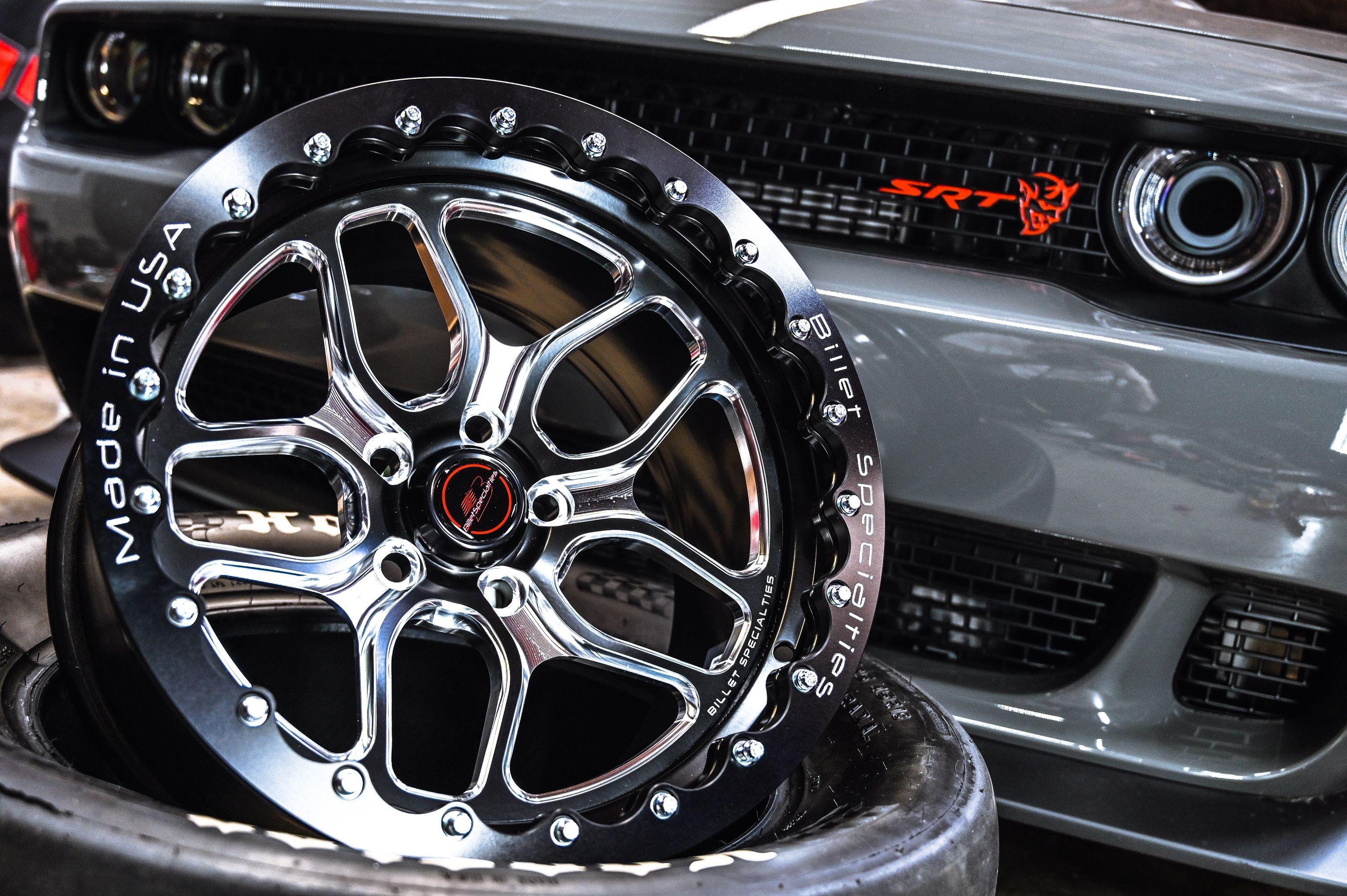 Billet Specialties Win Lite Wheels For Dodge Demon Wheel Wide Body Dodge