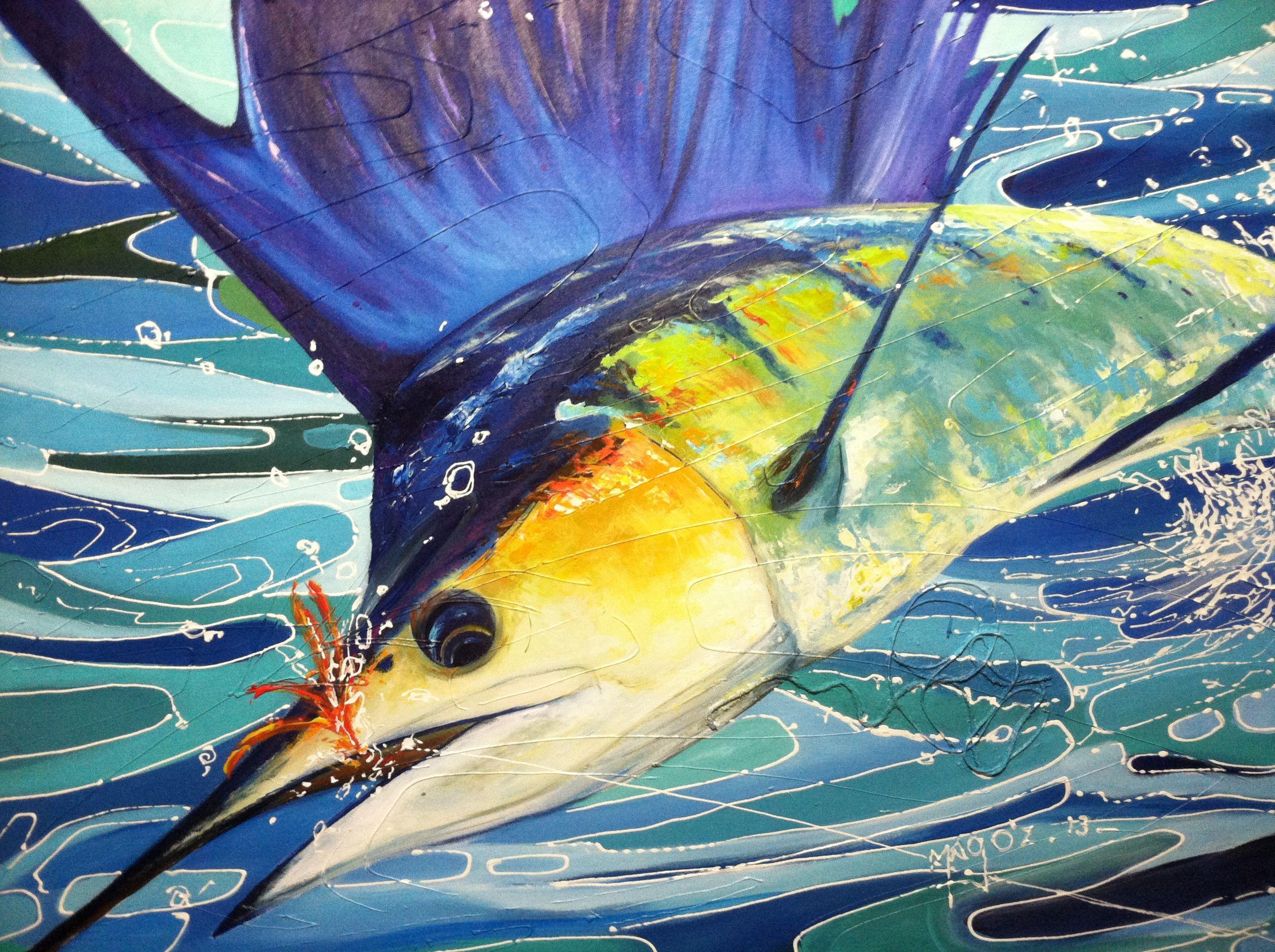 Sailfish by Mago\'z | Animal Nature | Pinterest | Beautiful things ...