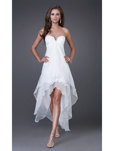 Vow Renewal Dress Or A Bridesmaid In Pastel Colour For Destination Wedding I Like The Idea Of High Low
