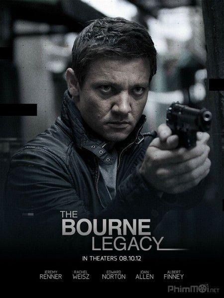Siêu điệp viên 4: Người kế thừa Bourne - Hd