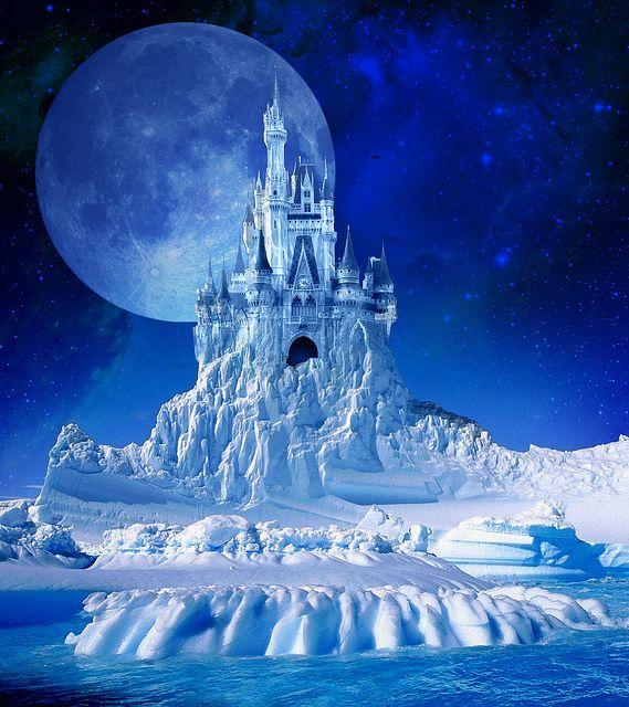 Fantasy Castle, Fantasy Landscape