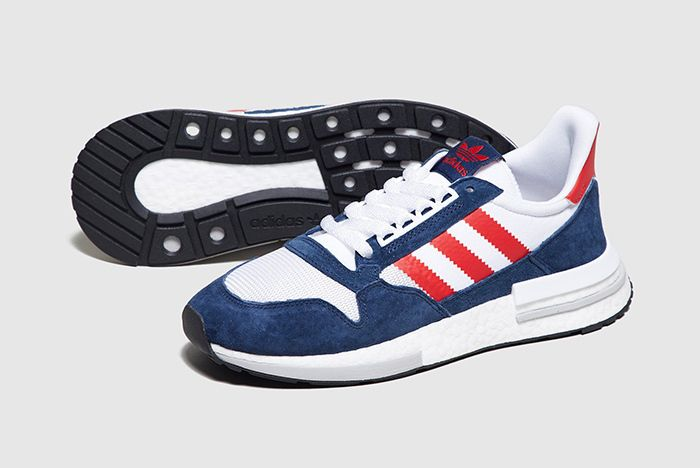 the best attitude d13c8 bac35 Exclusive adidas ZX500 RM Comes to size