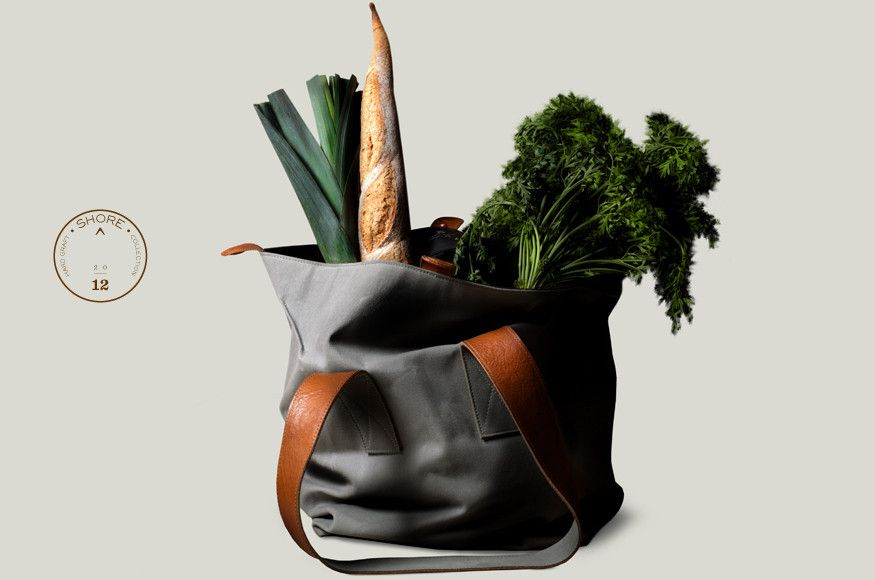 Grocery Bag / Shore