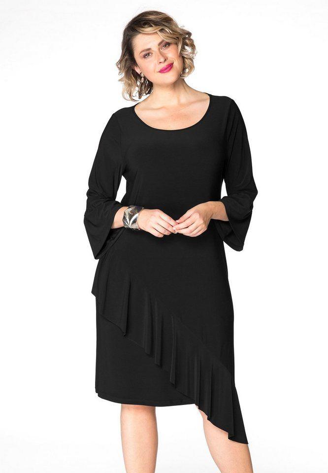 Kaufen limitierte Anzahl neue auswahl Yoek Sommerkleid »DOLCE« mit Rüschen | Produktkatalog ...