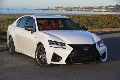 The 2016 Lexus GS F is Japan s muscle car pictures