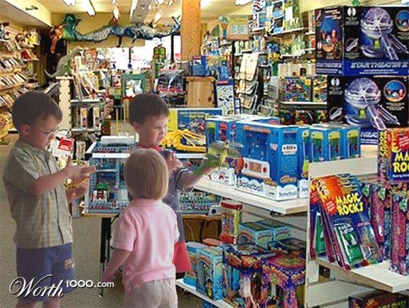 Kid Toy Stores Idea