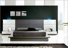 camas modernas con luz