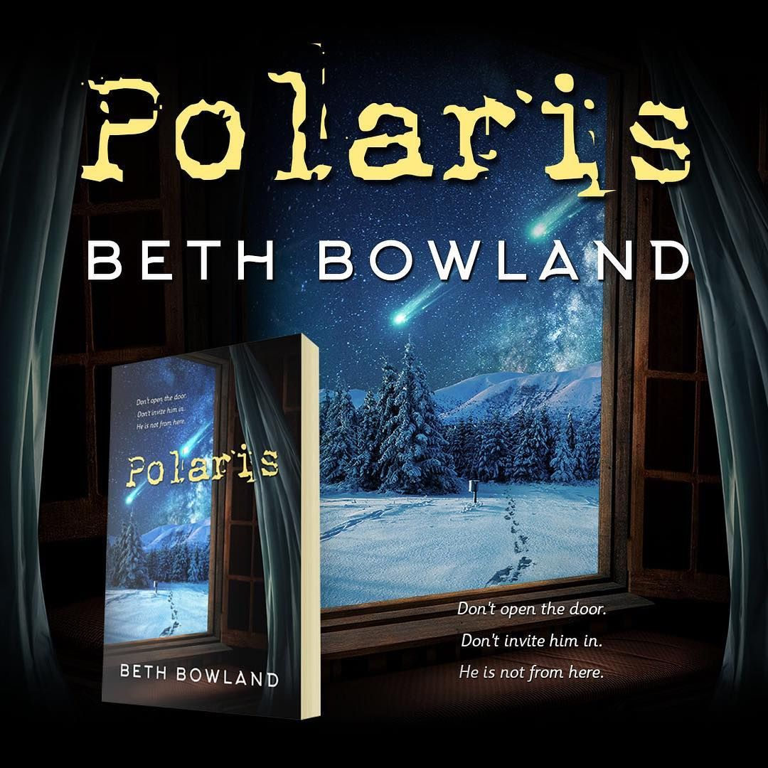 Polaris Is A Middle Grade Science Fiction Novel By Beth