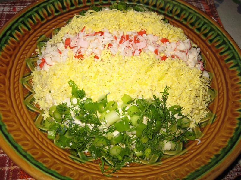 внешних особенностях, салат новогодние шарики рецепты с фото многие