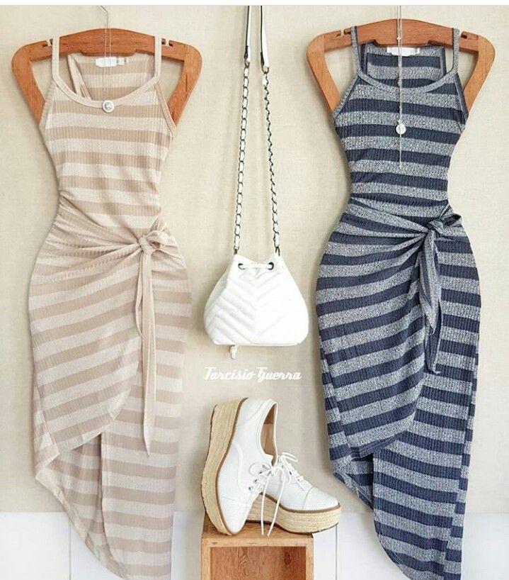 dikadelooks vejam mais inspirações de looks Vestidos De Moda Juveniles 1f27d0ea2cf0