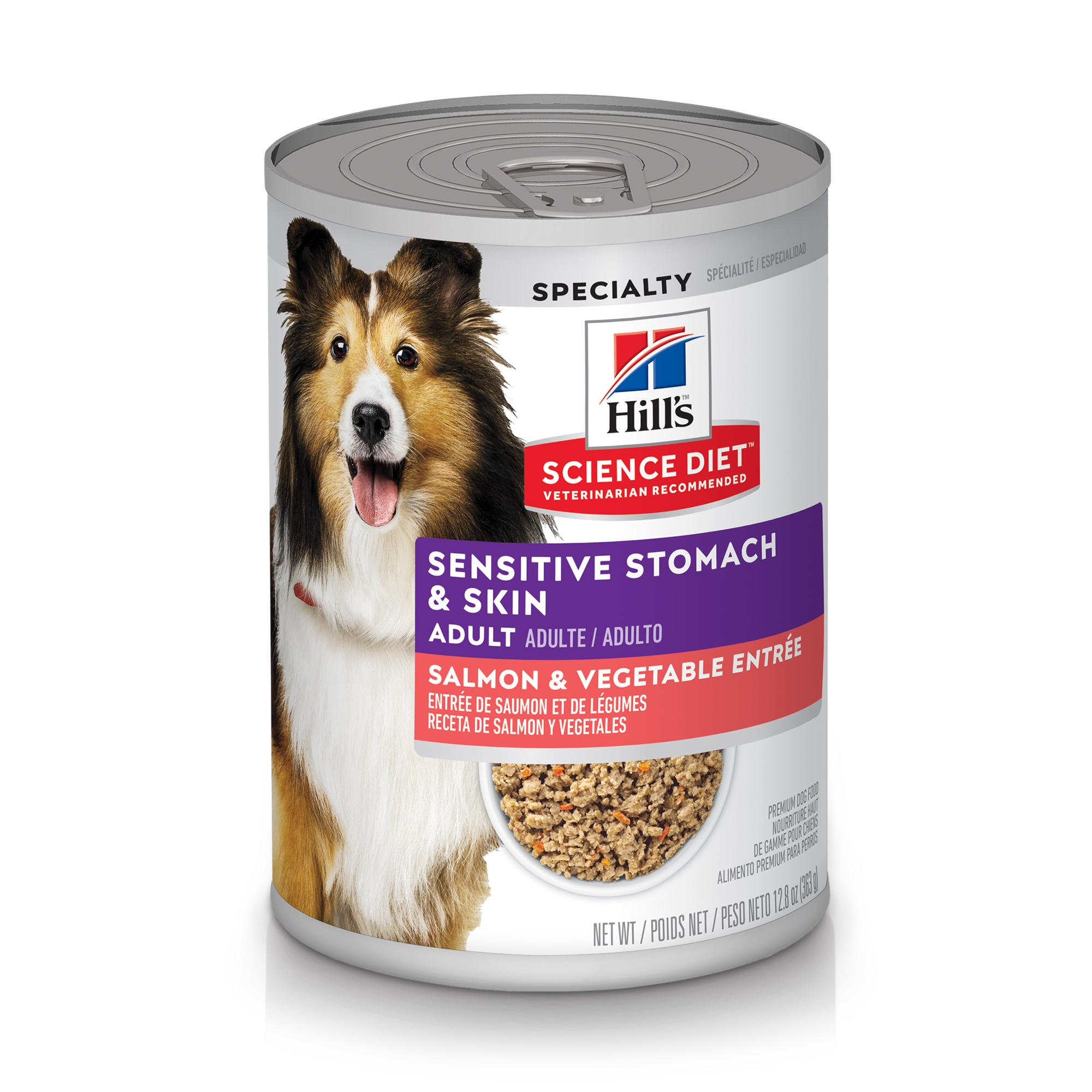 Hill S Science Diet Adult Sensitive Stomach Skin Salmon