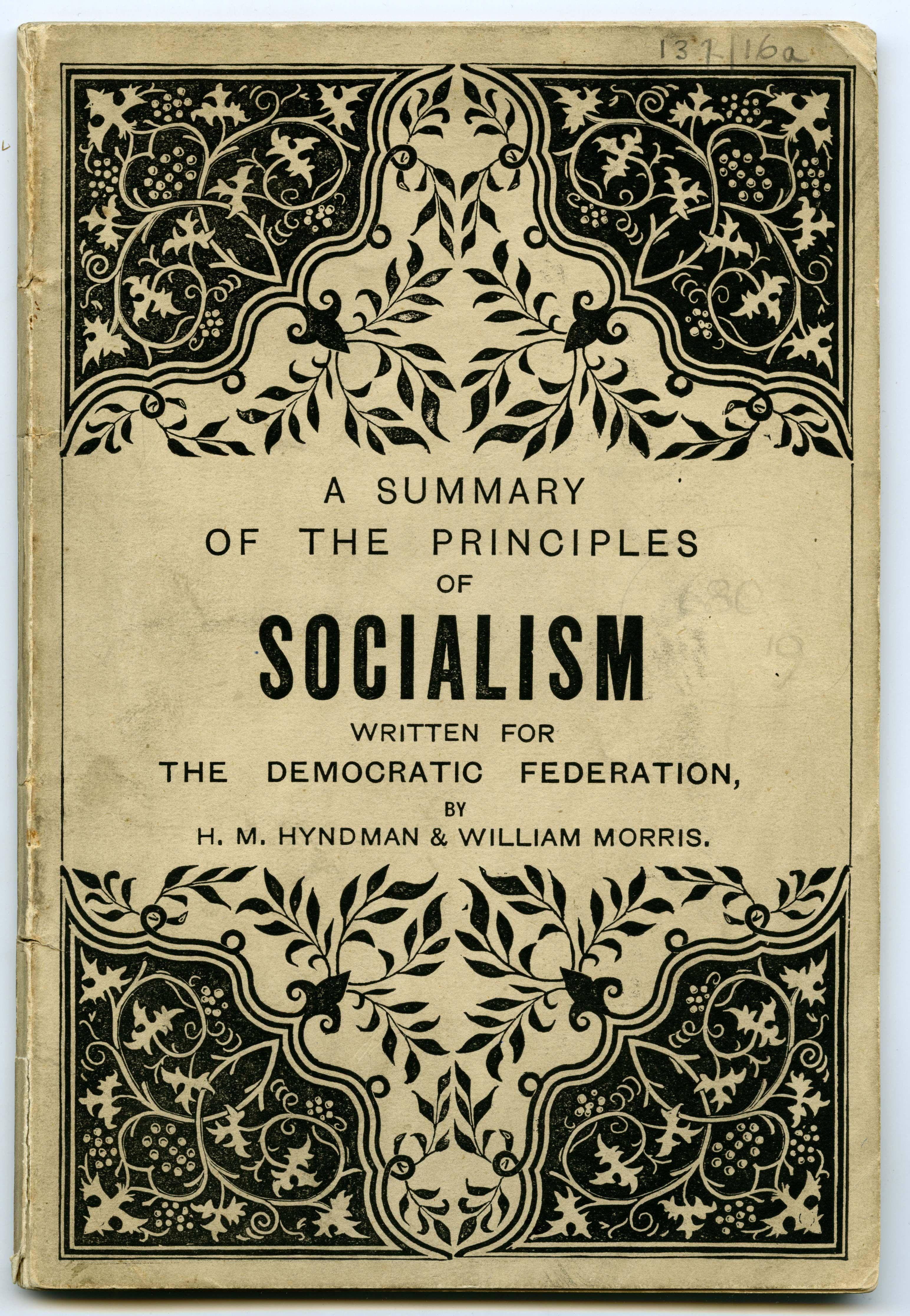 Design Patterns Book Summary: A summary of the principles of Socialism by H. M. Hyndman William rh:pinterest.com,Design