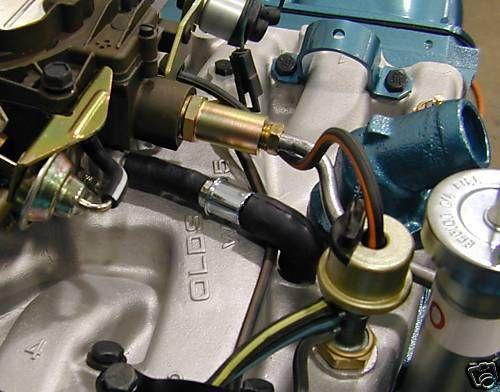 64-72 cutlass 442 w-30 w-31 pcv valve 350-400-455 cars