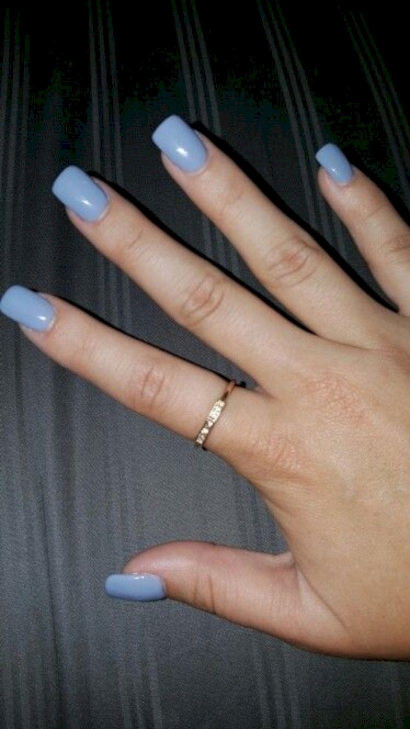 Nails Image By Hannah H Square Acrylic Nails Short Acrylic Nails Grey Acrylic Nails