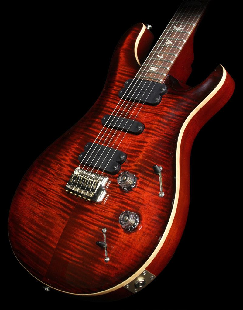 Paul Reed Smith 513 in Fire Red Burst