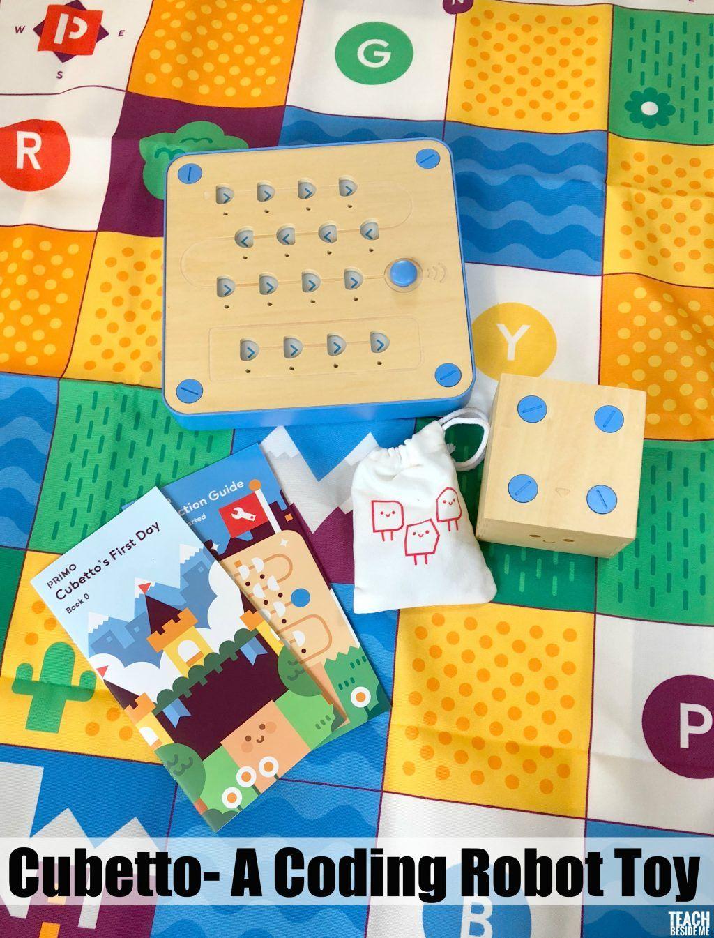 Cubetto Coding Toy Robot Baby Boys Pinterest Homeschool