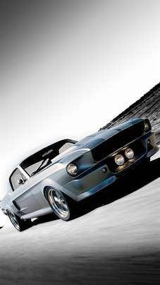 Classic Car Iphone Wallpapers Wallpapersafari Com Imagens