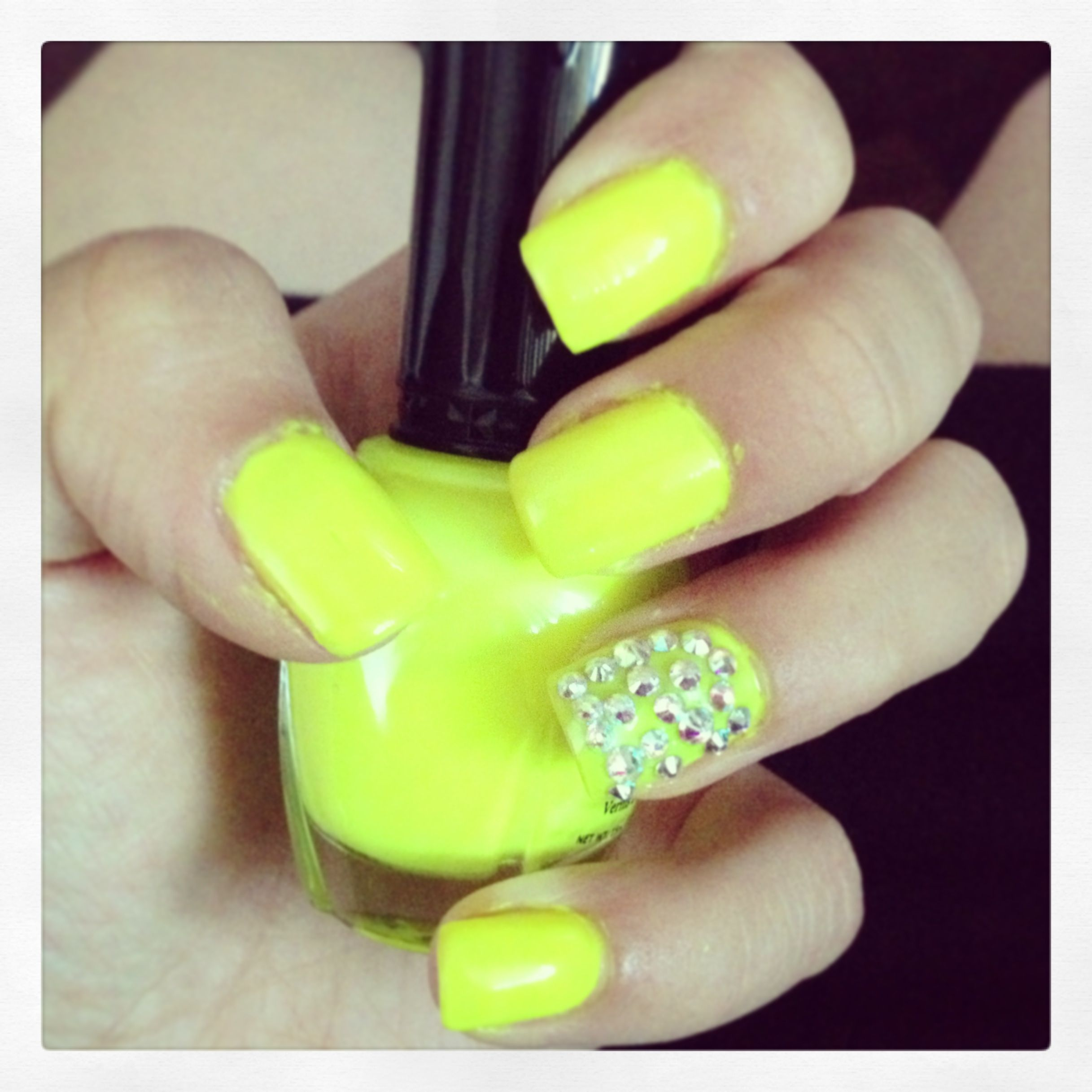 Famoso Las Uñas De Color Marrón Amarillo Motivo - Ideas Para Pintar ...