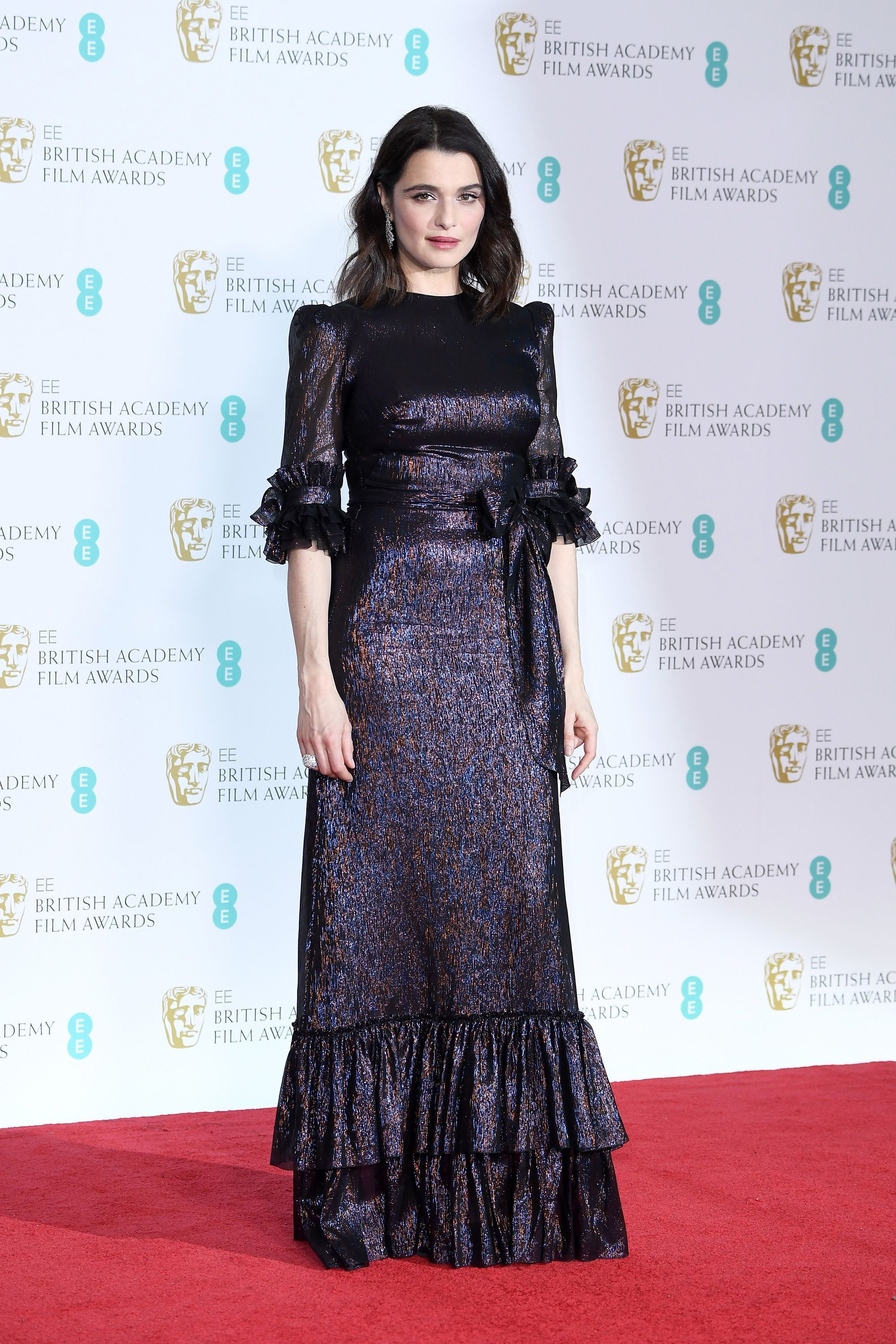 The Best Looks From The Baftas Red Carpet Tops Beautiful Brits