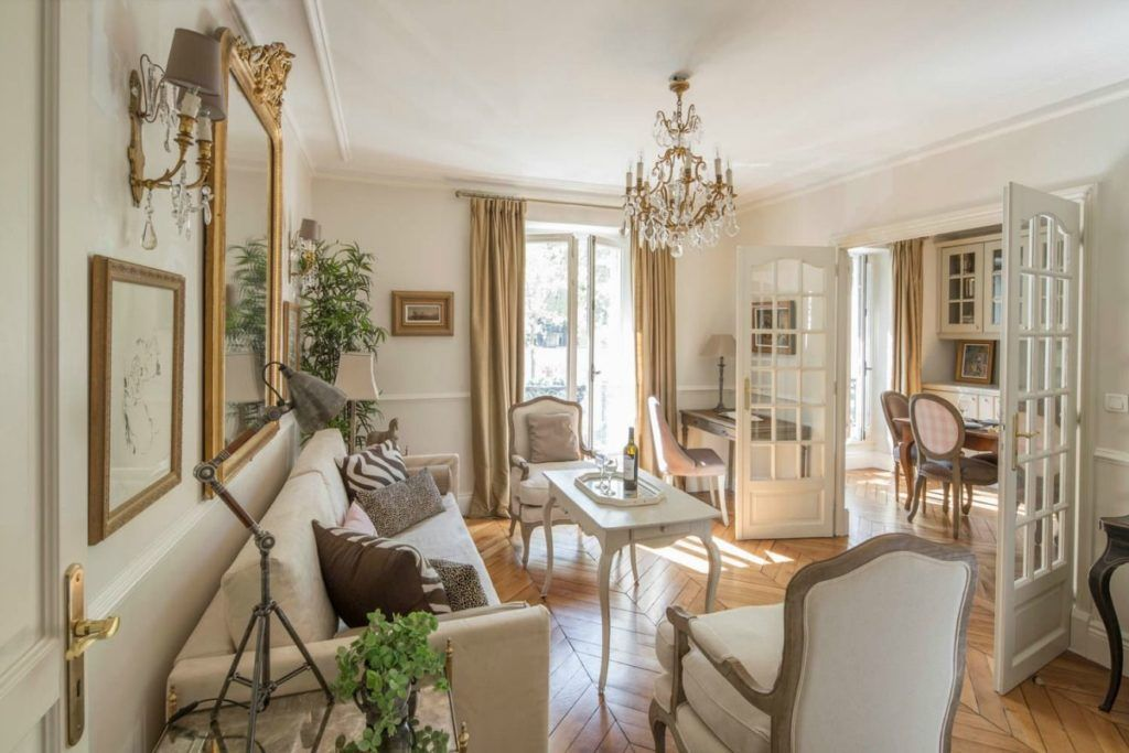 Superbe 12 Must Have Elements Of Parisian Style Home Decor