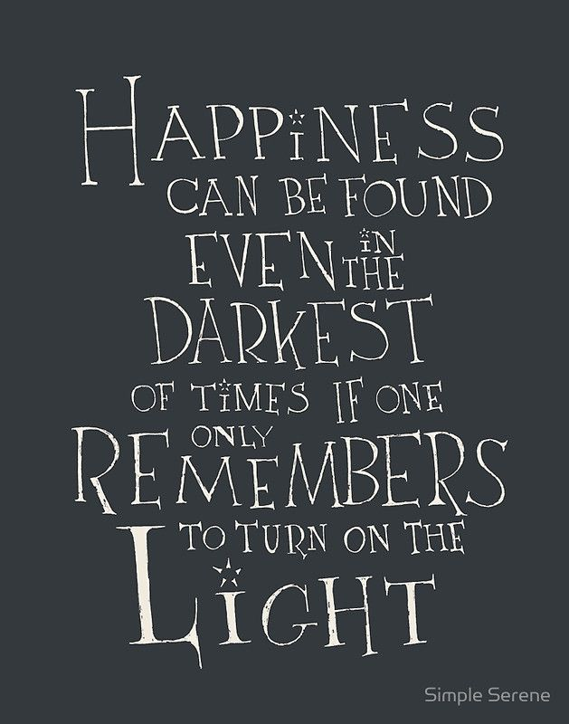 happiness harry potter quote dumbledore quotes harry potter