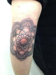 Bildergebnis für elbow mandala tattoo