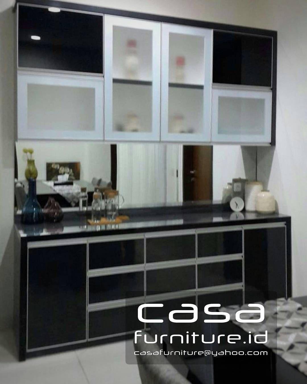 1165 suka 7 komentar kitchen setlemari minimalis casafurniture id