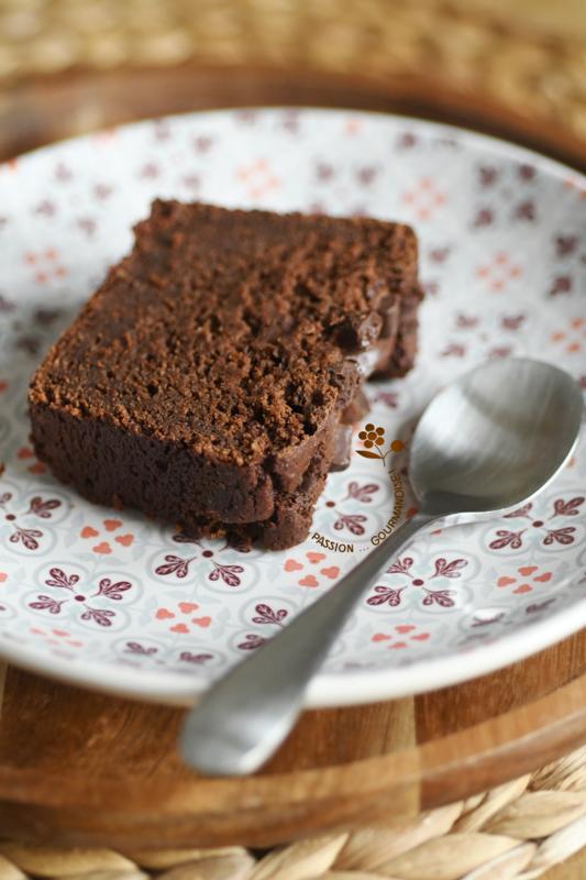 Gâteau sans oeuf sans beurre au chocolat & au tofu soyeux ...
