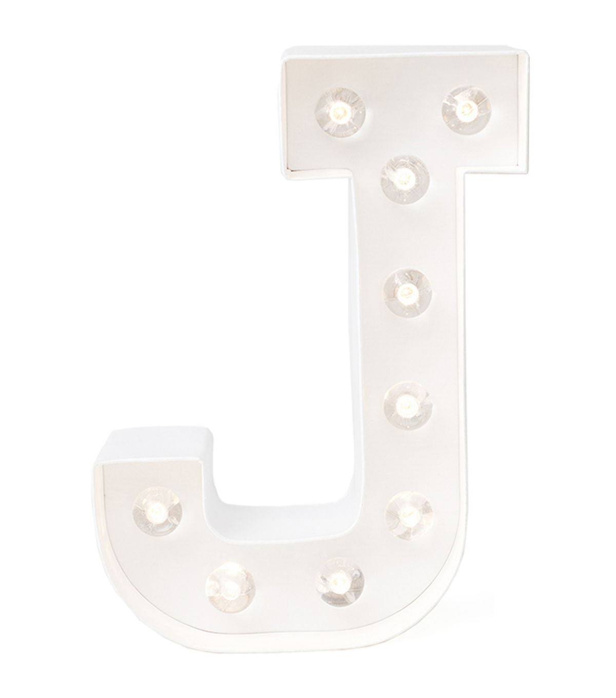 Heidi Swapp Marquee Love Letters  Symbols   Letter J  Home