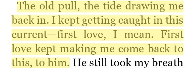 The Summer I Turned Pretty Trilogy Quote-Jenny Han