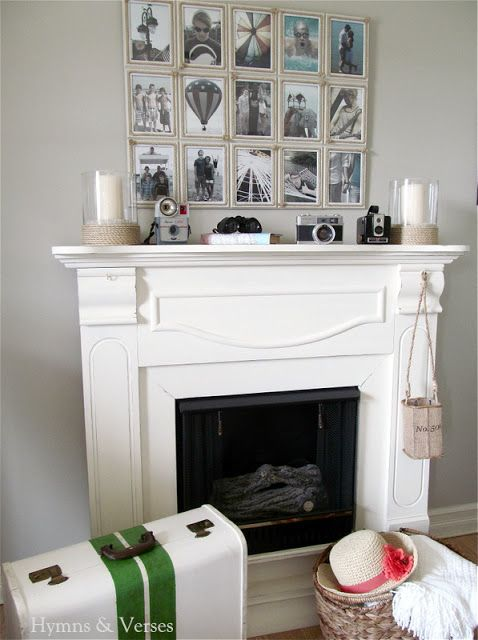 Thrifty Home Ideas Colonial home tour in pa colonial fireplace surrounds and decorating colonial home tour in pa workwithnaturefo