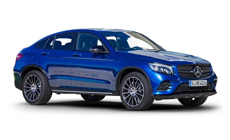 2019 Mercedes Amg Glc43 Coupe Glc63 Coupe Reviews