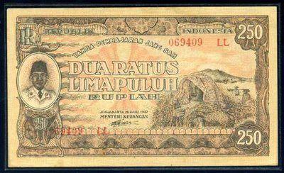 250 rupiah