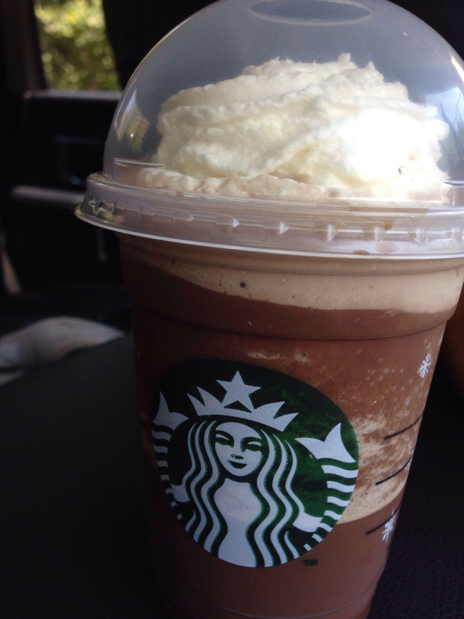 Frappuccino moka menta exquisito