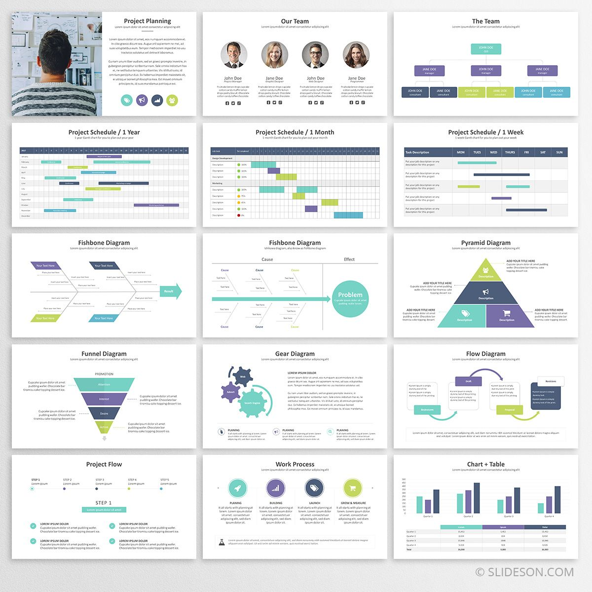 startup pitch deck for powerpoint pitch deck presentation template