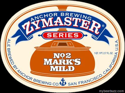 Anchor Brewing–Zymaster Series No 2 Marks Mild 50.7oz Bottle
