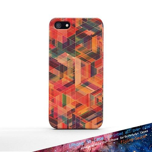 Space Abstract Cimon Cpage iPhone 5 5s Case