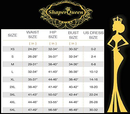 ef083a6f9d543 THONG SHAPERQUEEN 102 - Women Waist Cincher Girdle Tummy Slimmer Sexy Thong  Panty Shapewear at Amazon Women s Clothing store