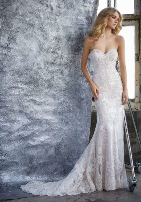 Kourtney Wedding Dress Style 8214 Morilee Mori Lee Bridal