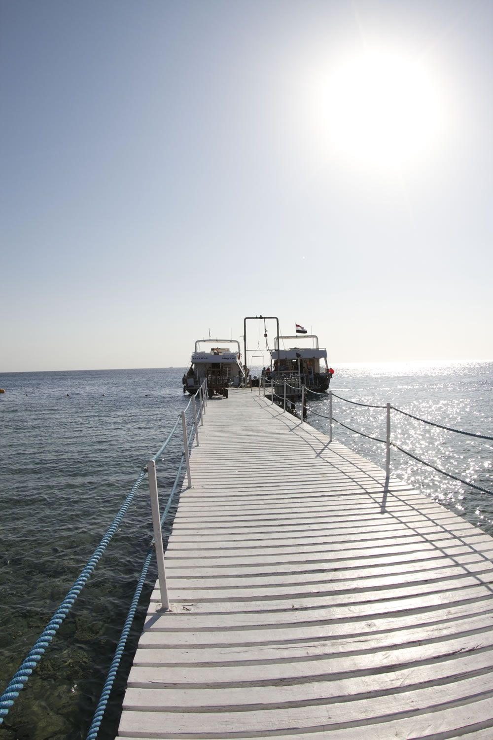 Il Diving e la Flotta - Sheikh Coast Diving Center Sharm